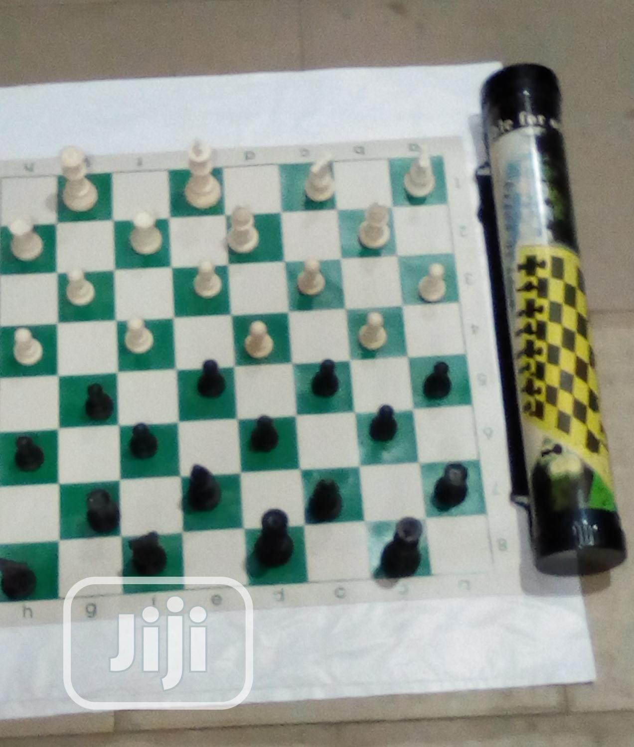 Archive: Chess Cups