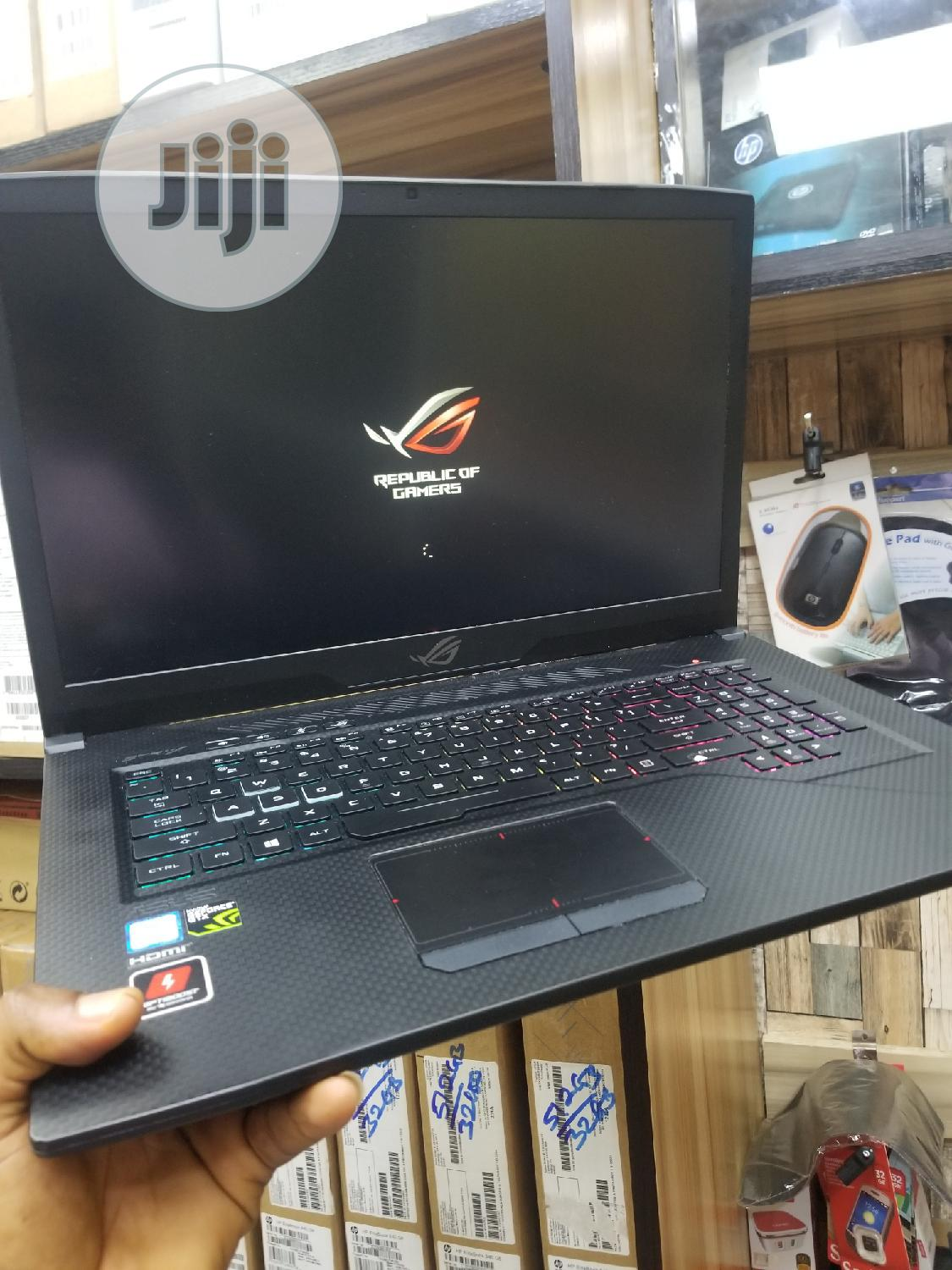 Laptop Asus ROG Strix GL703 16GB Intel Core i7 SSD 256GB