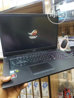 Laptop Asus ROG Strix GL703 16GB Intel Core i7 SSD 256GB   Laptops & Computers for sale in Lagos State, Ikeja