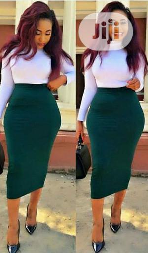 Ladies Lovely Green Skirt | Clothing for sale in Lagos State, Lagos Island (Eko)