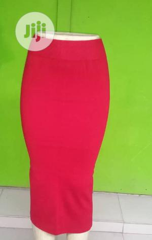 Ladied Red Skirt   Clothing for sale in Lagos State, Lagos Island (Eko)