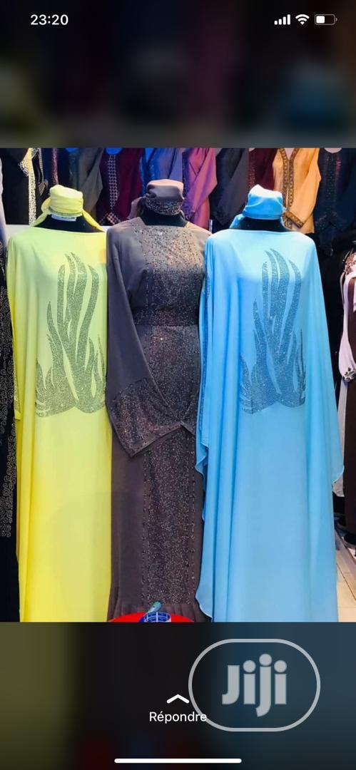Archive: Designer Abaya and Jelamia Clothing From Dubai