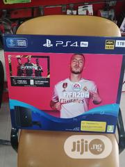 Ps4 Pro 1tb With Fifa 20 Console | Video Game Consoles for sale in Lagos State, Ikeja