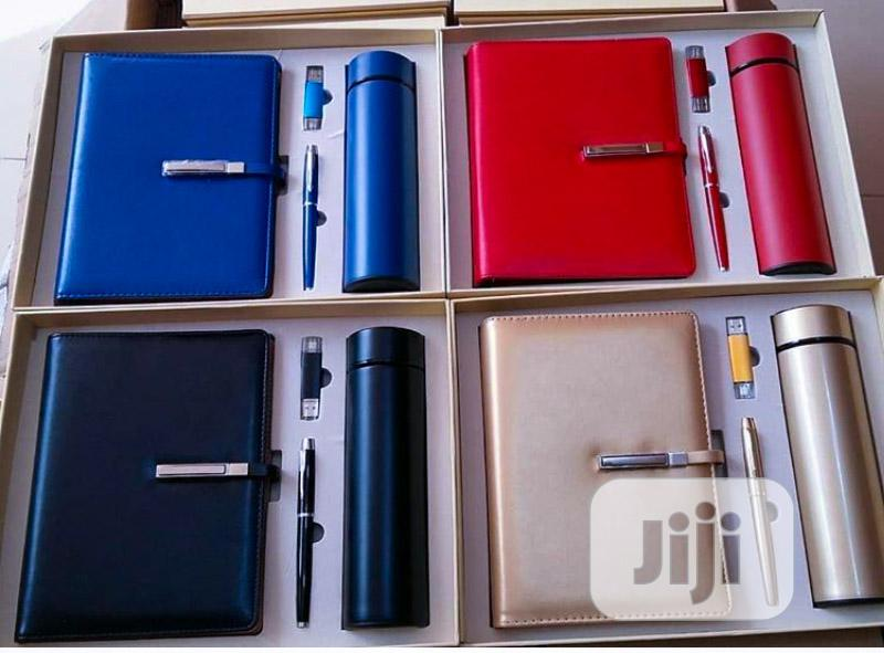 4 Pcs Stationery Corporate Gift Set For Corporate Gifts