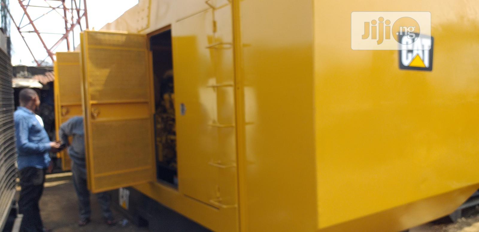 Archive: Good 1000kva Caterpillar Generator