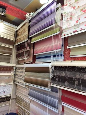 Wooden / Day&Night Blind Curtains   Home Accessories for sale in Anambra State, Onitsha