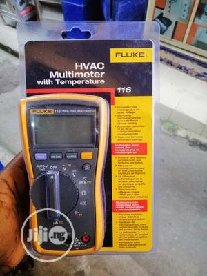 Fluke 116 Multimeter | Measuring & Layout Tools for sale in Lagos State, Amuwo-Odofin