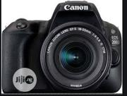 Canon Eos 200d Sl2 Kit With Ef-S 18-55mm Lens Digital Slr Camera | Photo & Video Cameras for sale in Lagos State, Ikeja