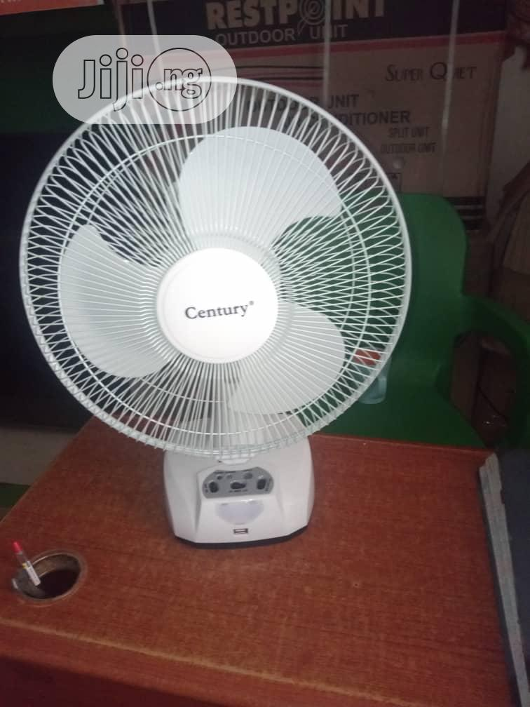 Archive: Century Table Fan