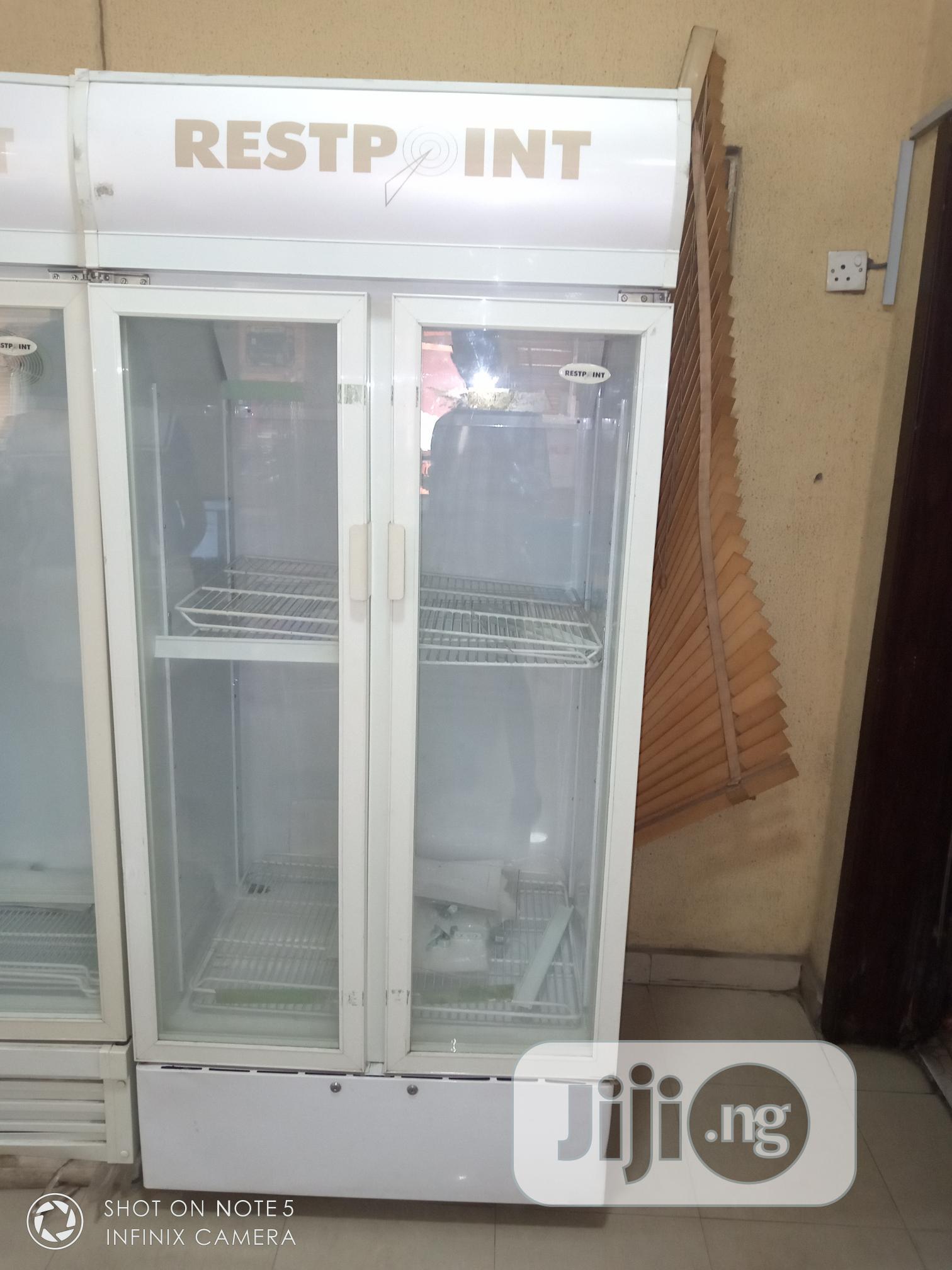 Super Restpoint ( Rp 700 L ) Fridge Display Chiller Showcase+Warranty