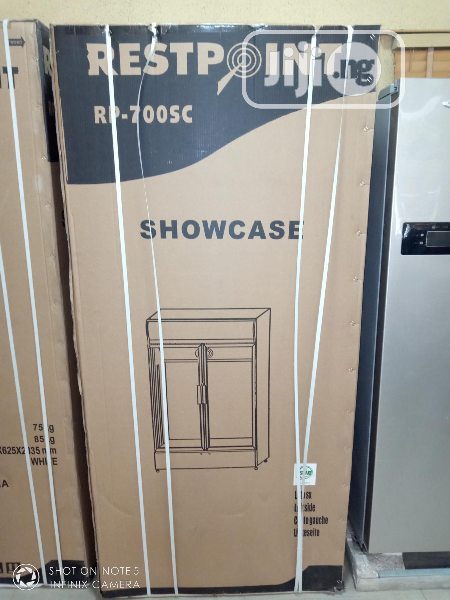 Super Restpoint ( Rp 700 L ) Fridge Display Chiller Showcase+Warranty | Store Equipment for sale in Ojo, Lagos State, Nigeria