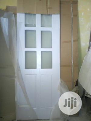 Wooden Glass Door | Doors for sale in Lagos State, Orile
