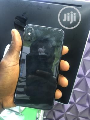 Apple iPhone XS 64 GB Black   Mobile Phones for sale in Lagos State, Ikeja