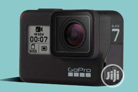 Gopro HERO 7 Black 4k Camera | Photo & Video Cameras for sale in Ikeja, Lagos State, Nigeria