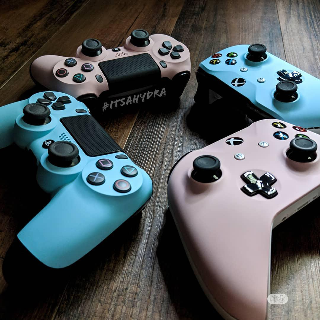 Game Pad For Ps4 Wireless Xbox One Controller