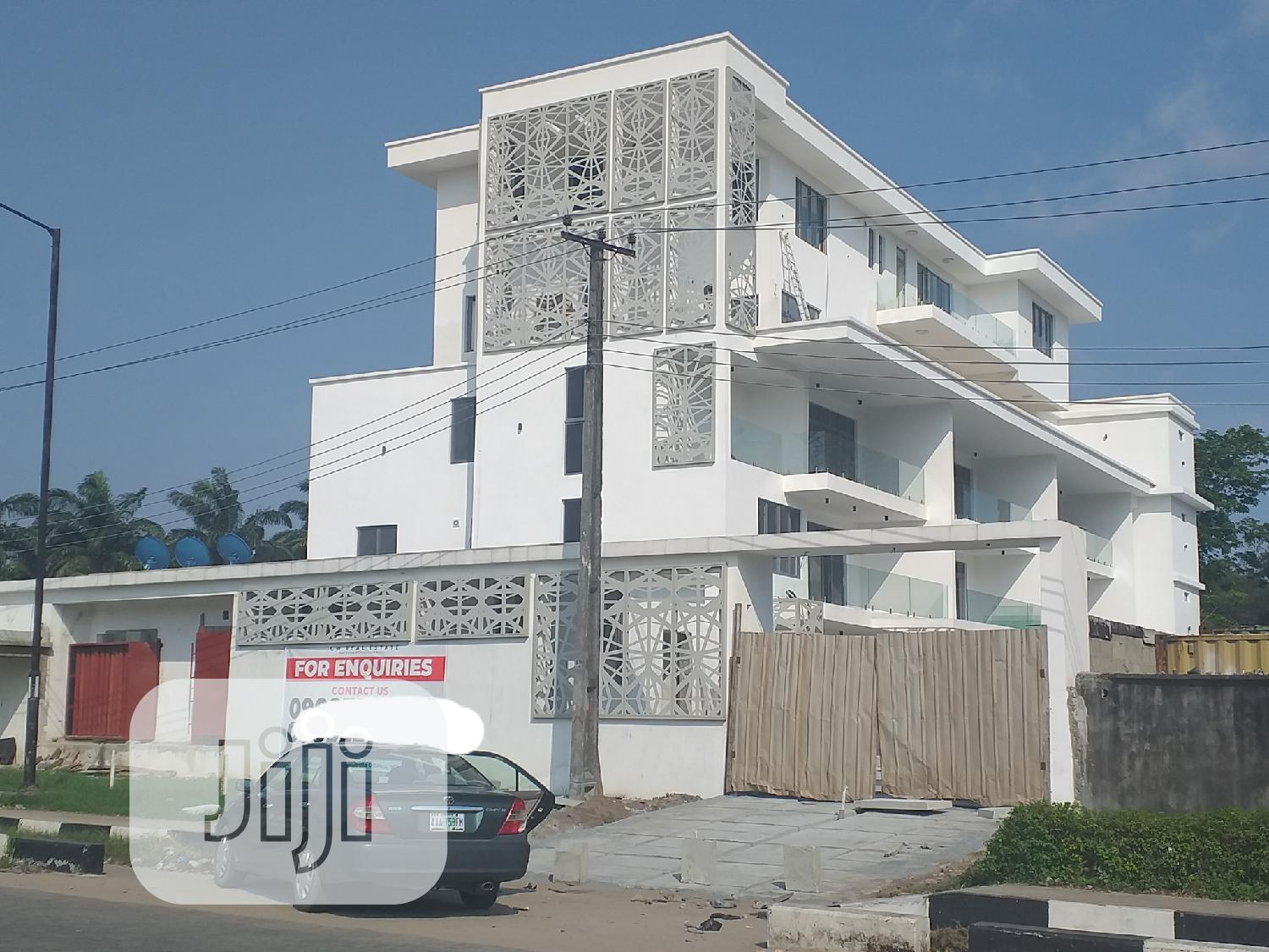 Fantastically Well Finished 4 Bedroom Terrace Duplex With BQ For Sale