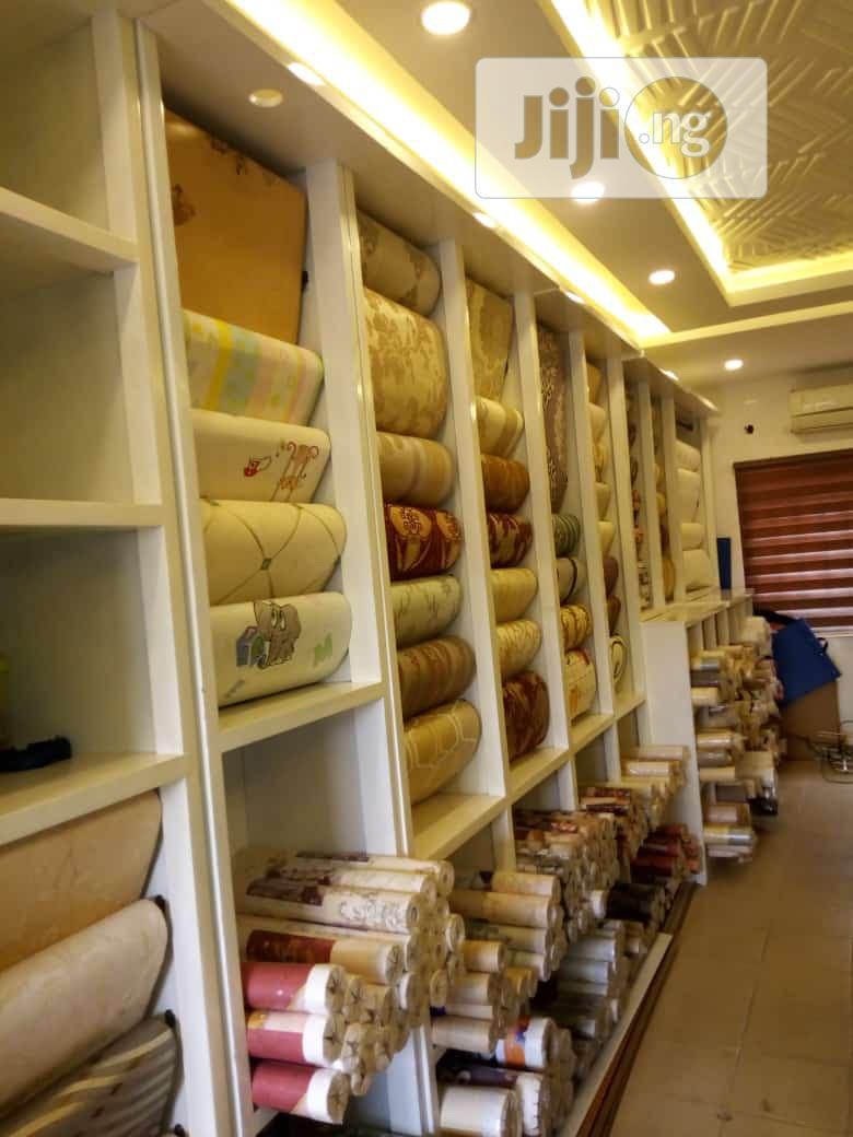 Quality Interior Designs, 3D Wall Papers, Window Blinds & Home Beauty.