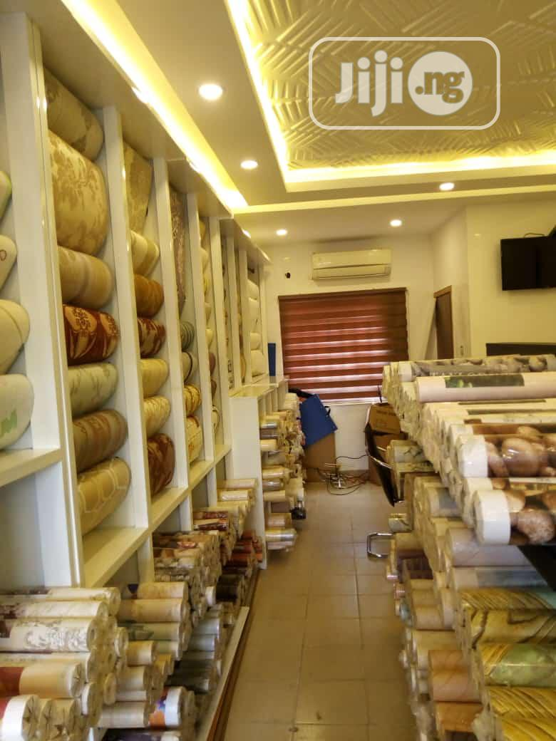 Quality Interior Designs, 3D Wall Papers, Window Blinds & Home Beauty. | Home Accessories for sale in Wuse, Abuja (FCT) State, Nigeria