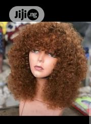 Cindy Blond Fringe Wig   Hair Beauty for sale in Lagos State, Yaba
