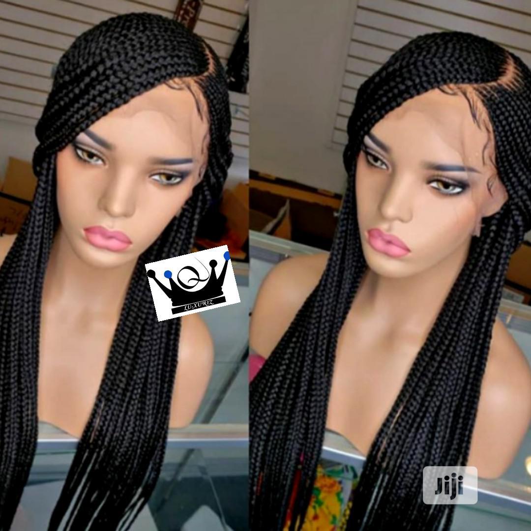 Sweet C Cut Ghana Weaving With Human Hair Other Styles In Surulere Hair Beauty Queenet Luxuriz Jiji Ng