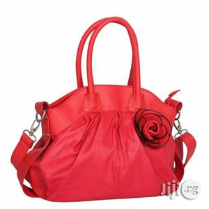 UK Made Corsa Di Borse Leather Handbag (Bright Red Colour) | Bags for sale in Abuja (FCT) State, Wuye