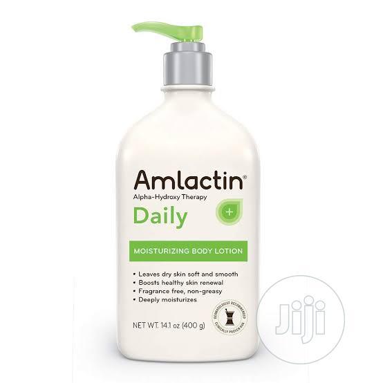Amlactin Daily Moisturizing Body Lotion 20oz