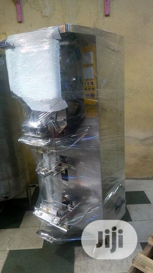 Dingli Sachet Water Machine®   Manufacturing Equipment for sale in Lagos State, Ojo