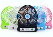 Rechargeable Portable Fan /MOQ - 12pcs/Lagos ONLY | Home Appliances for sale in Lagos State, Surulere