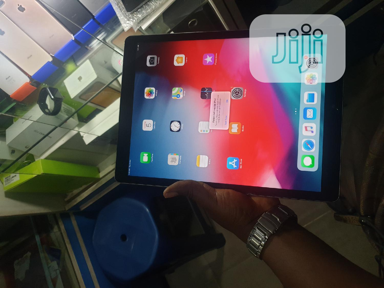 Apple iPad Pro 12.9 128 GB Gray   Tablets for sale in Ikeja, Lagos State, Nigeria