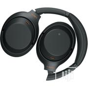 Sony Wh 1000xm3 Bluetooth Headphone | Headphones for sale in Lagos State, Ikeja