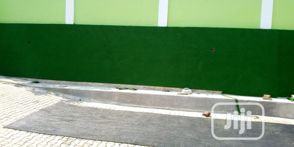 Faux Wall Grass In Nigeria For Commercial Use | Landscaping & Gardening Services for sale in Ikeja, Lagos State, Nigeria