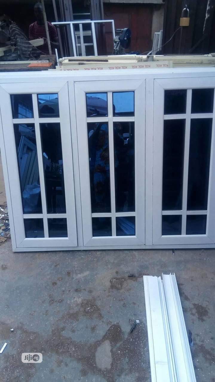 New 1.5 By 1.2mm Aluminium Casement Window