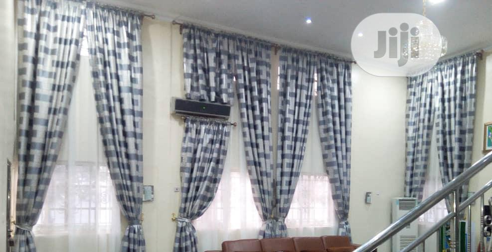 Archive: Foreign Curtains for Installation