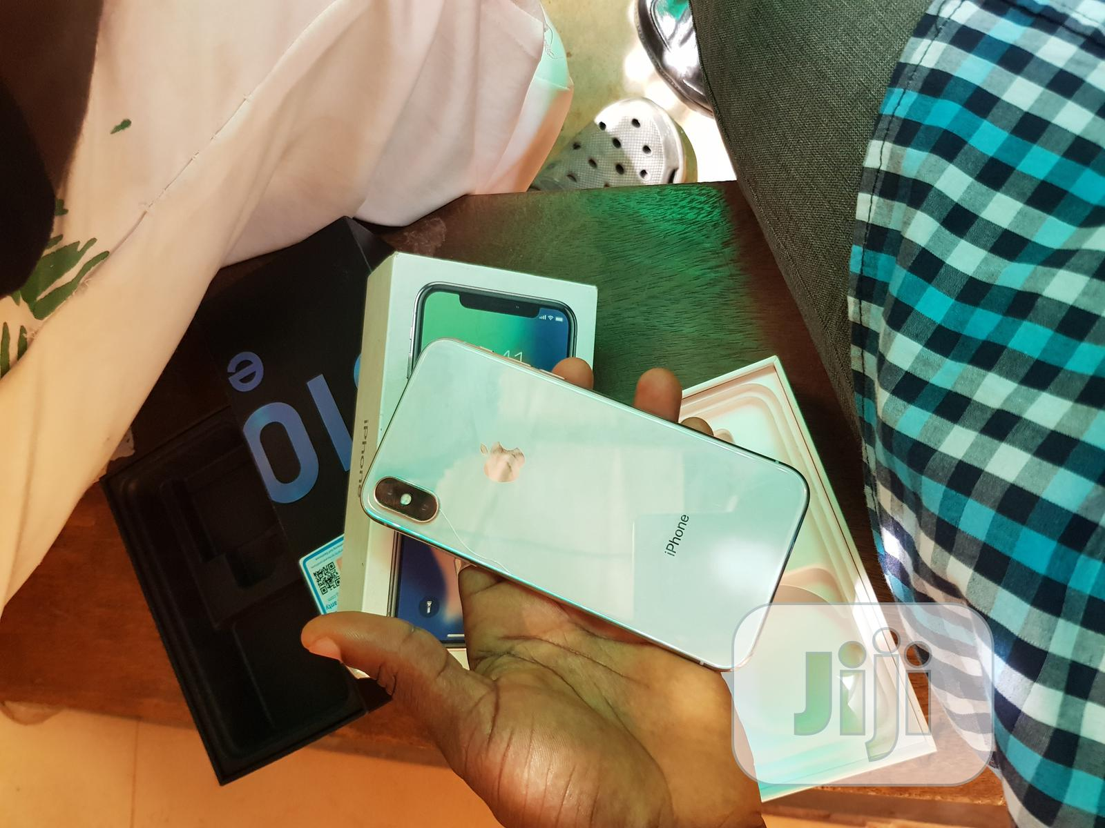 Apple iPhone X 256 GB White | Mobile Phones for sale in Wuse, Abuja (FCT) State, Nigeria