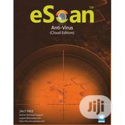 Escan Anti-virus With Cloud Security -3 User, 1 Year (Cd) | Software for sale in Lagos State, Ikeja