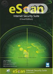 Escan Internet Security -3 Users, 1 Year (Cd) | Software for sale in Lagos State, Ikeja