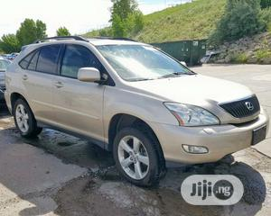 Lexus RX 2008 Gold | Cars for sale in Abuja (FCT) State, Galadimawa