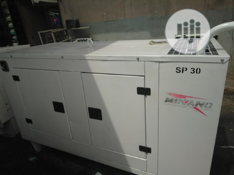 Generator 30kva | Electrical Equipment for sale in Ojo, Lagos State, Nigeria