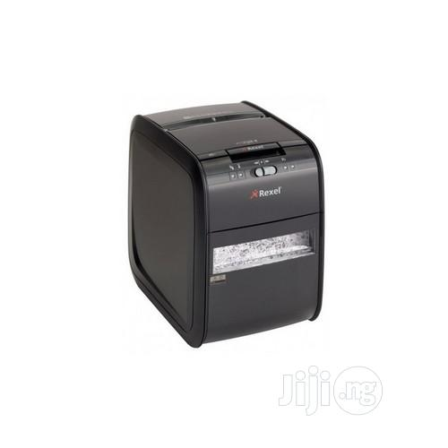 Rexel Auto+ 90X Cross Cut Paper Shredder
