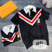 Gucci Collar T-Shirt | Clothing for sale in Lagos State, Lagos Island