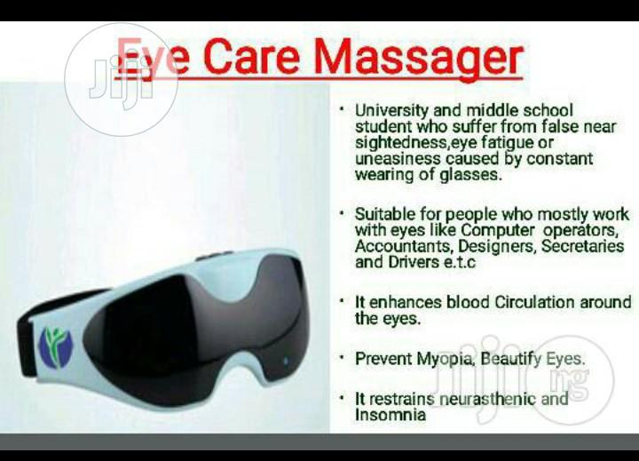 Eye Care Massager