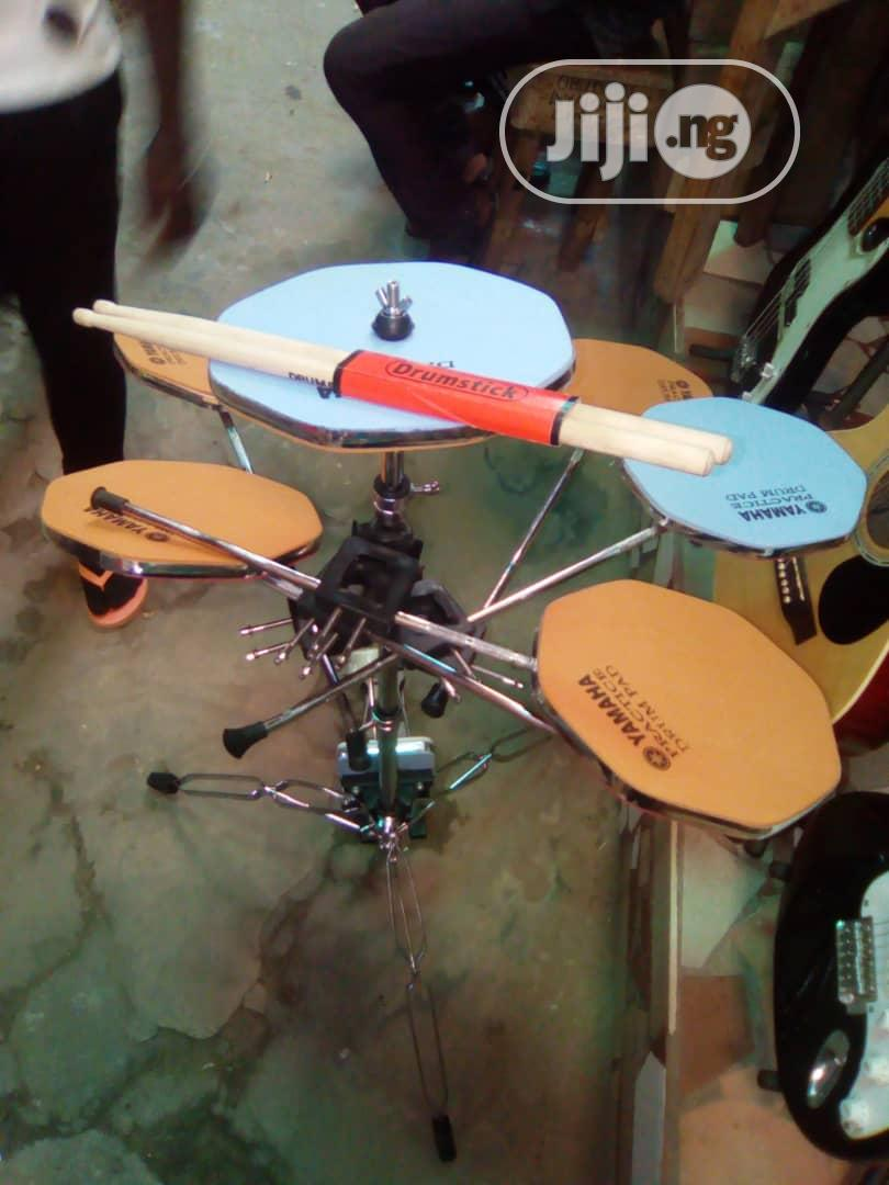 Dumb Practice Drum For Children And Beginers | Musical Instruments & Gear for sale in Ojo, Lagos State, Nigeria