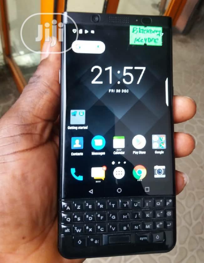 BlackBerry KEYone 64 GB Black | Mobile Phones for sale in Ikeja, Lagos State, Nigeria