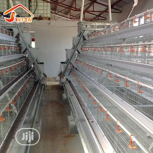 China Factory Best Battery Cage Hot Galvanized Poultry Cages F | Farm Machinery & Equipment for sale in Oyo State, Ido