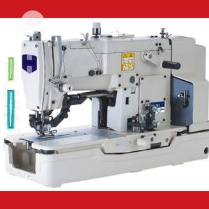 Butterfly Button Hole Shirt Sewing Machines | Manufacturing Equipment for sale in Lagos State, Lagos Island (Eko)