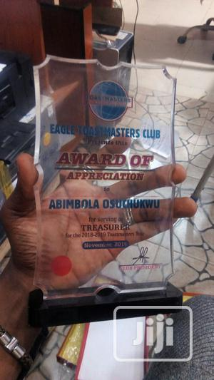 Acrylic Award | Arts & Crafts for sale in Lagos State