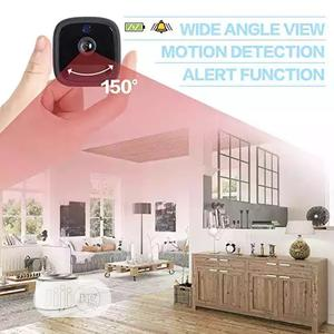 Wifi Wall Charger Hidden Camera 1080P HD USB AC Wall Plug Adapter P2P | Security & Surveillance for sale in Lagos State, Ikeja