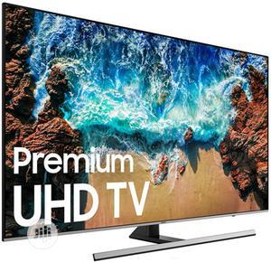 "Samsung 75"" Smart 4K TV   TV & DVD Equipment for sale in Lagos State, Lekki"