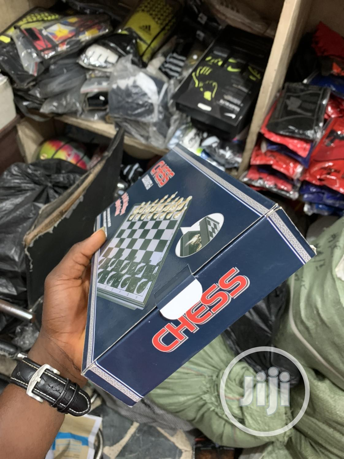 Magnetic Portable Chess Board   Books & Games for sale in Lekki, Lagos State, Nigeria