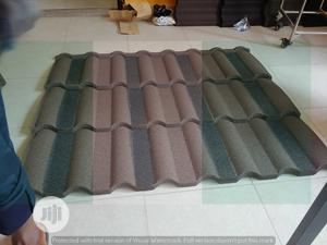 Brown Milano Gerard New Zealand Stone Coated Roofing Milano | Building & Trades Services for sale in Lagos State, Ikorodu